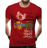 Camiseta Woodstock 297336