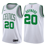 Camiseta Boston Celtics Gordon Hayward Nike Association Edition Réplica