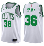 Camiseta Boston Celtics Marcus Smart Nike Association Edition Réplica
