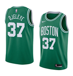 Camiseta Boston Celtics Semi Ojeleye Nike Icon Edition Réplica