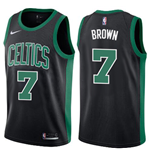 Camiseta Boston Celtics Jaylen Brown Nike Statement Edition Réplica