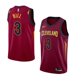 Camiseta Cleveland Cavaliers George Hill Nike Icon Edition Réplica