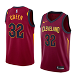 Camiseta Cleveland Cavaliers Jeff Green Nike Icon Edition Réplica