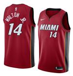 Camiseta Miami Heat Derrick Walton Jr. Nike Statement Edition Réplica 2ba92a8659a