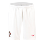 Shorts Portugal Fútbol 2018-2019 Away (Blanco)