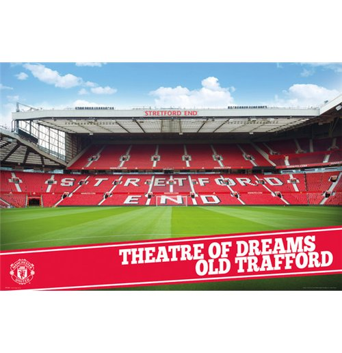 Póster Manchester United FC 297940