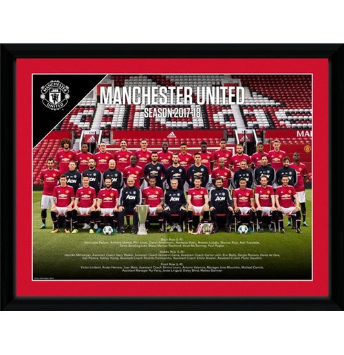 Póster Manchester United FC 297941