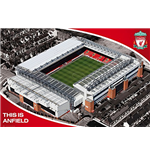 Póster Liverpool FC 297946