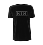 Camiseta Nine Inch Nails CLASSIC GREY LOGO