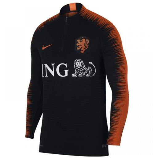 Holanda Sudadera Sudadera Fútbol Holanda 2019negro 2018 6gYby7f