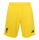 Shorts Liverpool FC 2018-2019 Home (Amarillo)