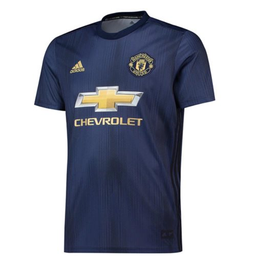Camiseta 2018/2019 Manchester United FC 2018-2019 Third