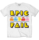 Camiseta Pac-Man de hombre - Design: Epic Fail