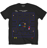 Camiseta Pac-Man de hombre - Design: Game Screen