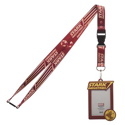 Lanyard Iron Man