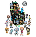 Rick y Morty Mystery Minifiguras 5 cm Expositor (12)