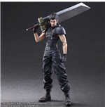 Crisis Core Final Fantasy VII Figura Play Arts Kai Zack 27 cm