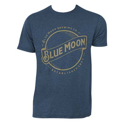 Camiseta Blue Moon 298838