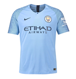 Camiseta 2018/2019 Manchester City FC 2018-2019 Home Nike Vapor Match