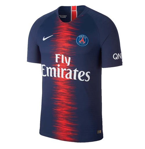 Camiseta 2018/2019 Paris Saint-Germain 2018-2019 Home Nike Vapor Match