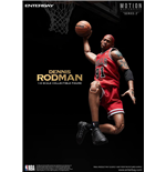 NBA Collection Figura Motion Masterpiece 1/9 Dennis Rodman 23 cm