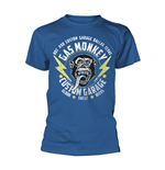 Camiseta Gas Monkey Garage Lightning Bolts