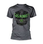 Camiseta Gas Monkey Garage Live Fast