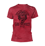 Camiseta Gas Monkey Garage Custom Hot Rods