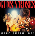 Vinilo Guns N' Roses - Deer Creek 1991 Vol.1 (2 Lp)
