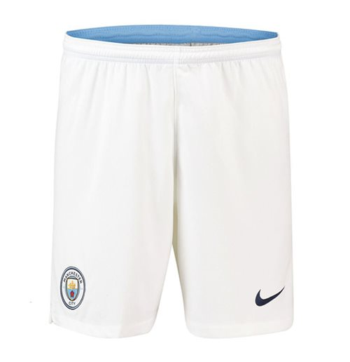 Shorts Manchester City FC 2018-2019 Home