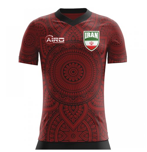 Camiseta Iran Fútbol 2018-2019 Away
