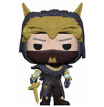 Destiny POP! Games Vinyl Figura Osiris 9 cm