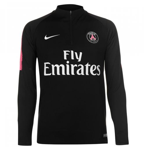 Camiseta Paris Saint-Germain 2018-2019 (Negro)