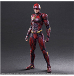 Justice League Play Arts Kai Figura The Flash 25 cm