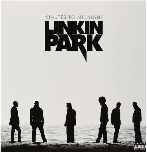 Vinilo Linkin Park - Minutes To Midnight