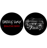 Slipmat Green Day 299888