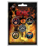 Chapita AC/DC - Design: Highway to Hell