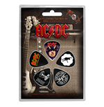 Púa AC/DC - Design: Highway / For Those / Let There