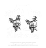 Pendientes Metallica - Design: Damage