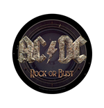 Parche AC/DC - Design: Rock Or Bust