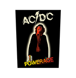 Parche AC/DC - Design: Powerage
