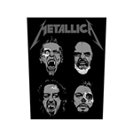Parche Metallica - Design: Undead
