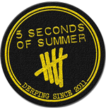 Parche 5 seconds of summer 300053