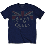 Camiseta Queen Union Jack (Retail Pack)