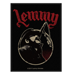 Parche Lemmy - Design: Microphone