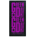 Parche Green Day 300159