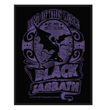 Parche Black Sabbath - Design: Lord Of This World