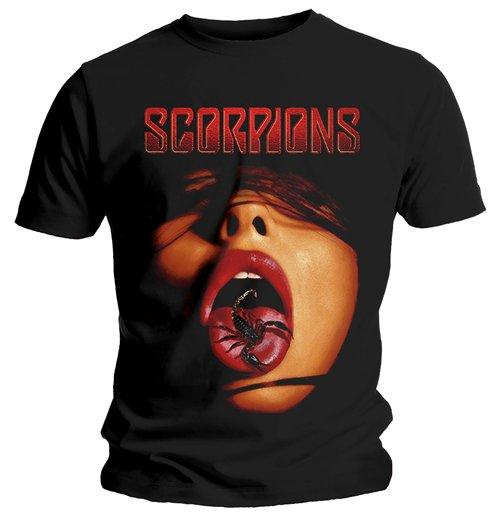 Camiseta Hombre Tongue Scorpions De DesignScorpion TFcKJu3l1