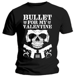 Camiseta Bullet For My Valentine de hombre - Design: Bullet Club