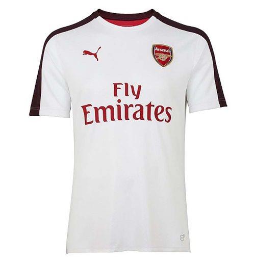 Camiseta 2018/2019 Arsenal 2018-2019 (Blanco) Por Tan Sólo